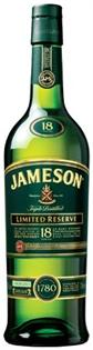 Jameson Irish Whiskey 18 Year Old Limited Reserve 750ml